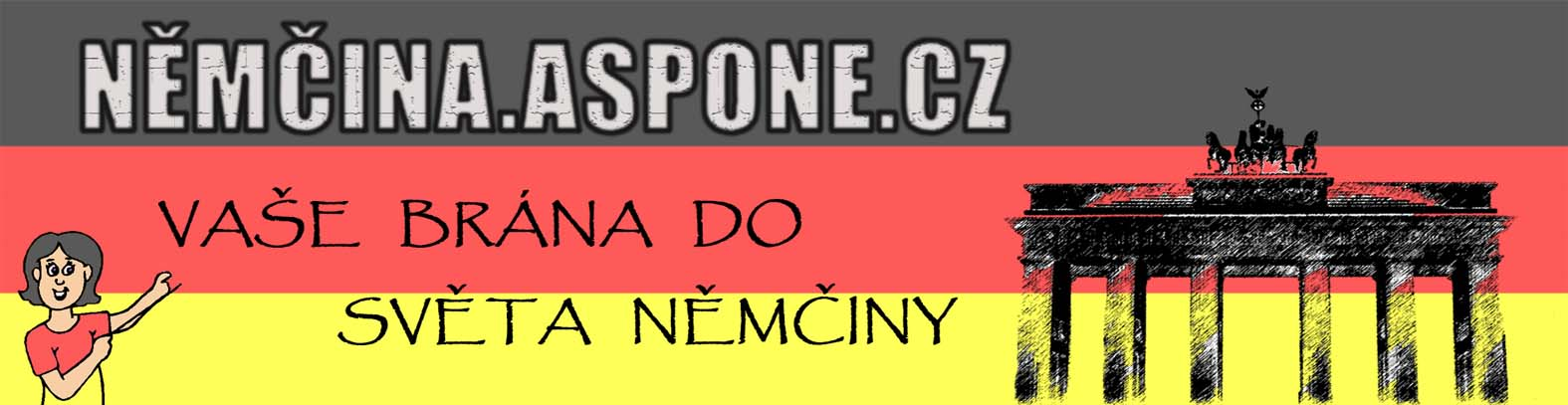 Němčina aspone - němčina snadno, rychle a hlavně srozumitelně